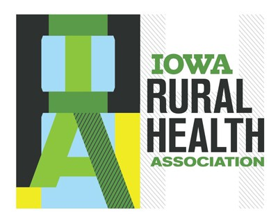 Iowa Rural Health AssociationIowa Rural Health Association logo